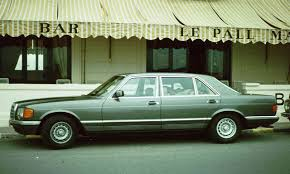 mercedes benz w126 car guy u0027s paradise