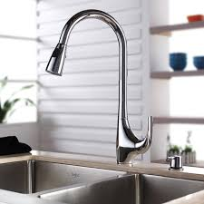single lever pull out kitchen faucet single lever pull out kitchen faucet 28 images kraus kpf 2110