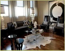 cowhide rug living room ideas cowhide rug living room home design ideas