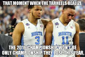 Unc Basketball Meme - image tagged in unc loses imgflip