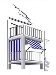 balkon regenschutz fotogalerie seilspanntechnik bausatz balkon ii bietet mit