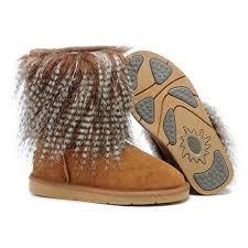 ugg australia sale damen ugg damen hohe sheepskin cuff stiefel sandaletten