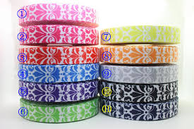 buy damask ribbon and get free shipping on aliexpress