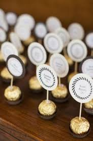 wedding table favors 40 creative wedding cards ideas candy table place card
