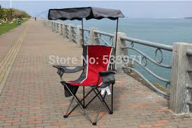 Foldable Awning Aliexpress Com Buy Portable Folding Backpack Beach Chair With