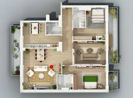 27 best two bedroom house apartment floor plans images on
