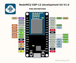 Esp Wiring Diagrams Nodemcu Esp 12 Development Kit V1 0 U2013 Arduining