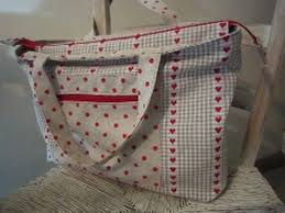 pattern for tote bag with zipper a zippered lined tote bag for you to sew by debbie shore tote bag
