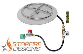 Fire Pit Burners by Fire Pits Ideas Great Finishing Fire Pit Burner Kit Propane