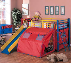 Bedroom Design Using Red Kid Bedroom Divine Red Kid Bedroom Design Using Red Kid Tent Bed