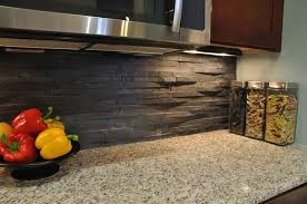 black backsplash in kitchen island rustic himachal black backsplash modern kitchen