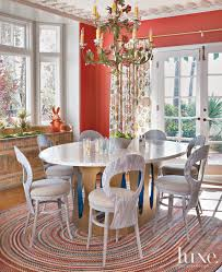 Colonial Dining Room Chairs Spanish Colonial Dining Room With Director U0027s Chairs Luxesource