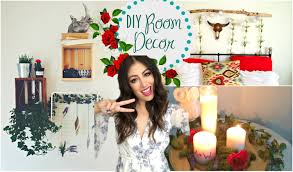 diy room decorations 2015 tumblr greenery u0026 plants youtube