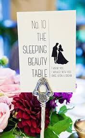 themed table numbers 51 unique table number ideas for wedding receptions and diys