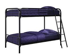 does amazon have black friday on furniture amazon com dhp twin over twin metal bunk bed black kitchen