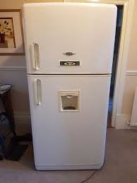 retro american daewoo u003d fr 661nw fridge freezer in cramlington