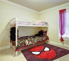 Area Rug For Kids Room by Bedroom Exciting Spider Homedepot Rugs With Wrought Iron Frame