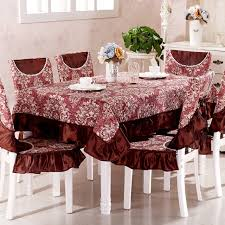 dining table chair covers aliexpress buy top grade square dining table cloth chair