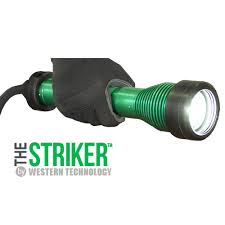 explosion proof led work light the striker led explosion proof drop blast work light
