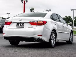 maintenance cost for lexus es350 2014 used lexus es 350 4dr sedan at alm gwinnett serving duluth