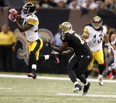 new orleans saints beat the pittsburgh steelers 20 10 at the