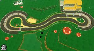 Mya Map Mario Kart Luigi Circuit Mta Mechanic Map Mods Mechanic Map Mods