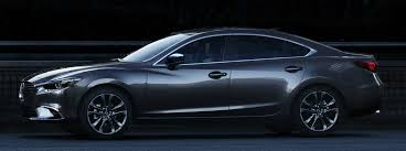 where does mazda come from the 2017 mazda6 come with a navigation system