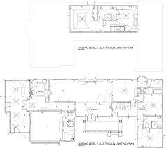 electrical floor plan fulcrum building measurement measured drawings of existing
