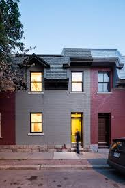 Modern Row House by 21 Historical Buildings With Modern Interiors