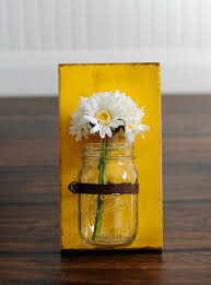 Mason Jar Wall Planter by Mason Jar Shelves Home Design Website Ideas
