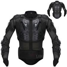 motorcycle protective clothing motorcycle racing full body armor leather jacket spine chest