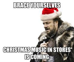Early Christmas Meme - 25 memes for people who feel strongly for or against christmas being