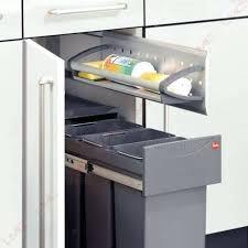 sac a pour meuble de cuisine rangement coulissant sous evier etagare sous acvier coulissante pour