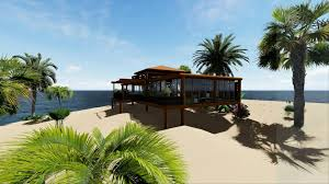 modern beach house with lumion u0026 sketchup youtube