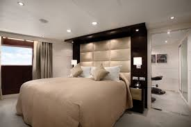 recessed lighting ideas bedroom contemporary bedroom design with wall mounted tall upholstered