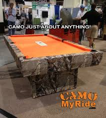 change pool table felt so easy to do change anything with a hard sealed surface into camo