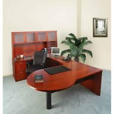 Realspace Shore Collection by Office Executive Office Desks For Sale Scratch Dent Realspace