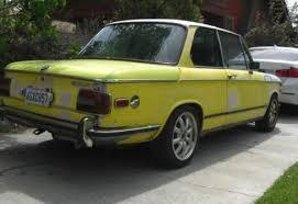 bmw 1974 models drive or restore 1974 bmw 2002 tii