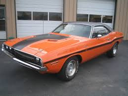 dodge challenger 1970 orange 70 s dodge challenger motorized vehicles cars trucks bikes