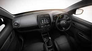 renault sandero interior renault kwid dynamique 2016 review cars co za