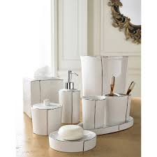 Brown And White Bathroom Accessories Designer Bathroom Sets Stunning 15 Trendy Modern Bathroom