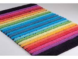 tapis boule feutre carrelage design tapis multicolor moderne design pour