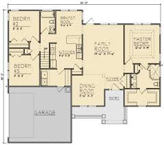 1834 sq ft house plan the hampton 18 001 410 from planhouse