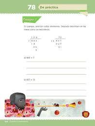 libro texto matematicas sexto grado ciclo 2015 2016 de práctica bloque iv lección 78 apoyo primaria
