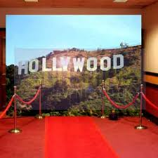 Hollywood Backdrop Hollywood Backdrop U0026 Red Carpet Movie Hollywood Party