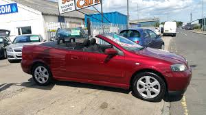 astra opel 1998 used vauxhall astra convertible for sale motors co uk