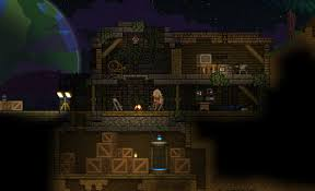 starbound houses building ship show off your house d page 100 chucklefish forums