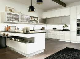 travail en cuisine parfait 50 photo cuisine blanche plan de travail noir délicieux