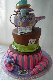 mad hatter u0027s tea party cake tea parties mad and teas