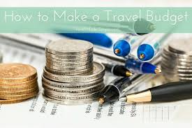 travel budget images How to make a travel budget jpg jpg